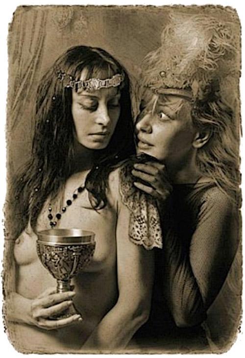 Фрида и Маргарита