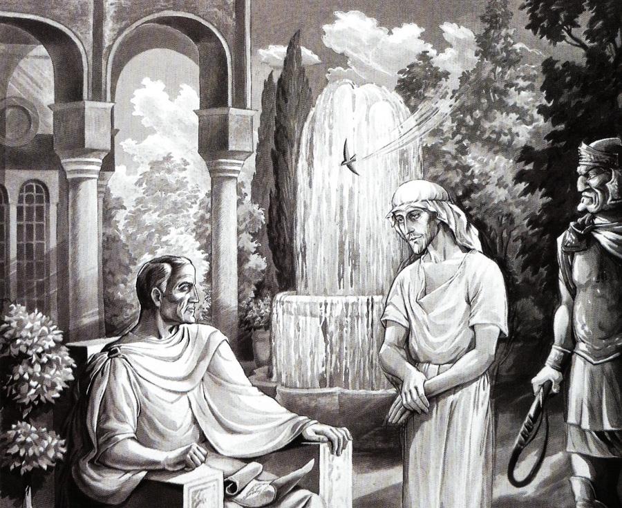У истоков создания нового храма истины, или прозрение Мастера...