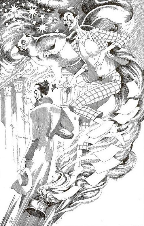 Фагот и Бегемот