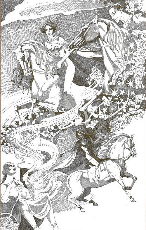Волшебные кони