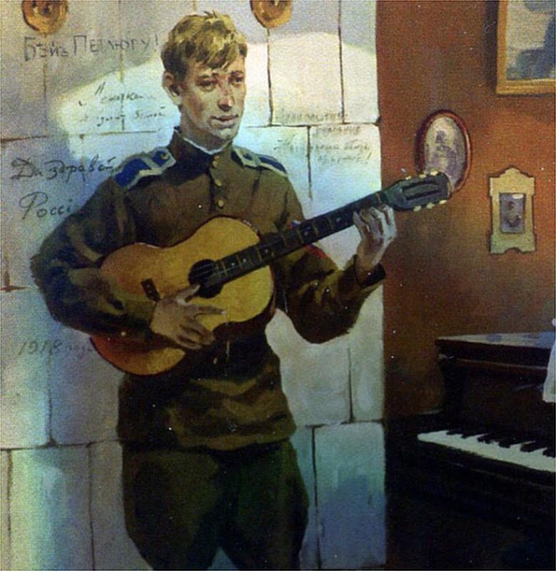 Белая Гвардия Музыка