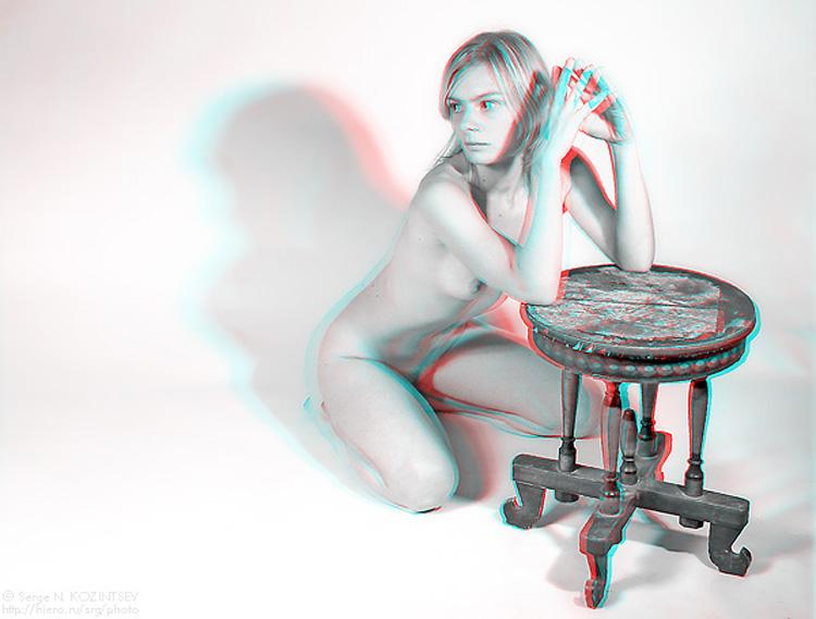 3d рисунки голых женщин